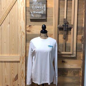 Costa long sleeve shirt size S